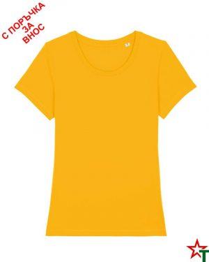 1902 Spectra Yellow Дамска тениска Stella Express