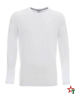 170 Long White 20 Мъжка тениска Promo Longer
