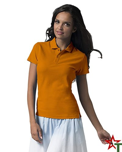 BG200 Lady Polo Cotton 1 Дамска тениска Lady Polo Cotton
