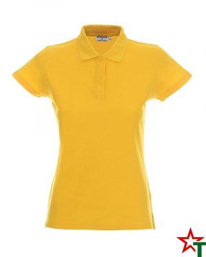 BG200 Sunflower 24 Дамска тениска Lady Polo Cotton